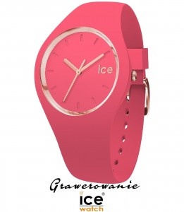 Zegarek ICE Watch ICE.015335 GLAM RASPBERRY M
