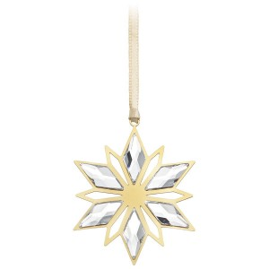 Figurka Swarovski Christmas Ornament Golden Star 5064267