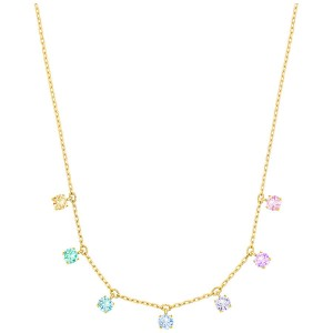 Naszyjnik SWAROVSKI Attract Choker Multi-colored 5384392