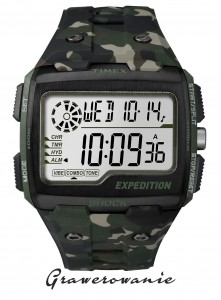 Zegarek Męski TIMEX TW4B02900  Expedition Grid Shock