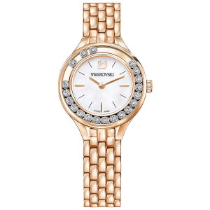Zegarek Damski SWAROVSKI 5261496 Lovely Crystals Mini Watch, Rose Gold Tone