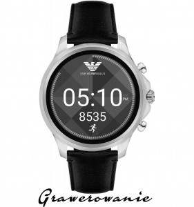 Zegarek Męski Smartwatch EMPORIO ARMANI ART5003 Connected